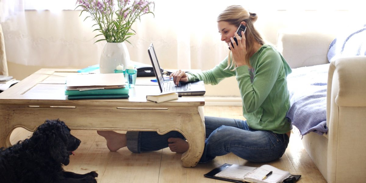 4 truths nobody really talks about home-based work