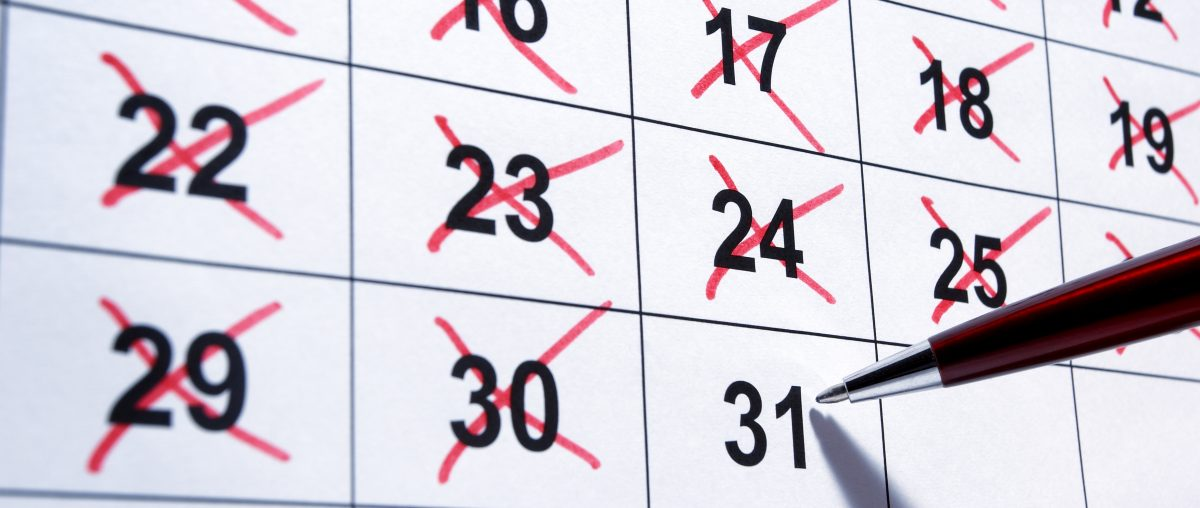 Set the COUNTDOWN and become an efficiency master (best way to be more productive!)