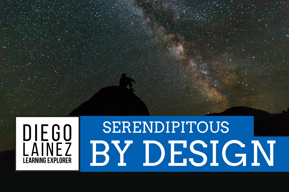SERENDIPITOUS BY DESIGN